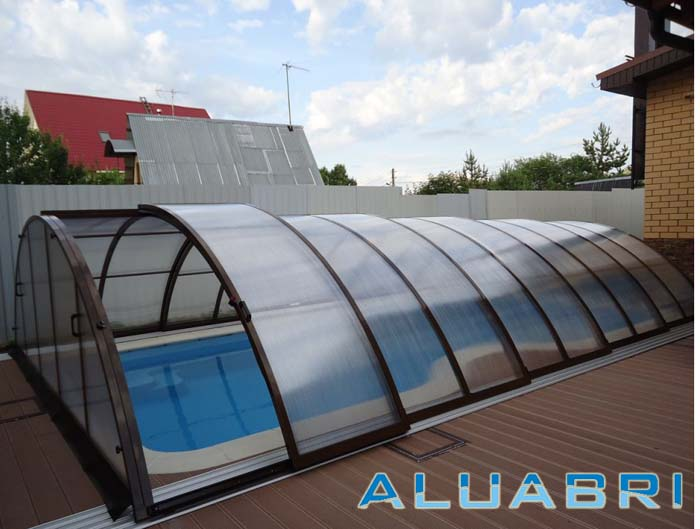 Pool enclosures